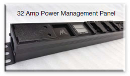 32 AMP Power Management Panel